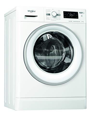 lavatrice lava e asciuga Whirlpool FWDG 961483 WSV IT N lavasciuga a libera instalazione