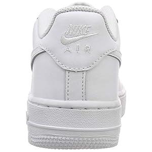 Nike Mens 315122-111 AIR FORCE 1 '07, white, US 9.5