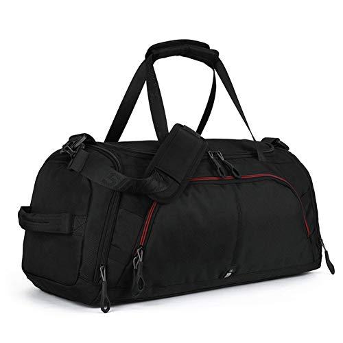 Ssszx wandelrugzak voor heren, 35 liter, handheld, reistassen met grote capaciteit, voor dames