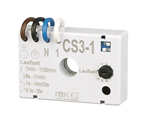 Elektrobock CS3-1 Nachlaufrelais Unterputz