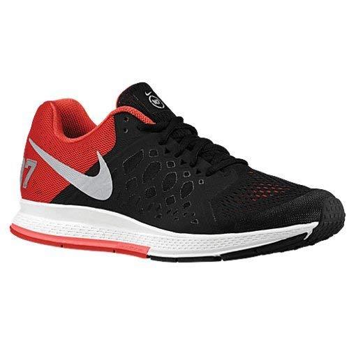 Nike Air Zoom Pegasus 31 Men's Running Shoe Size US 8 M Black/Red