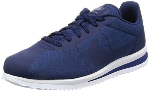 Nike Cortez Ultra, Zapatillas Hombre, Azul (Binary Blue/Binary Blue/Cool Grey), 44.5 EU
