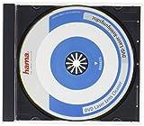 Hama DVD Reinigungsdisc Laser (Zur Beseitigung von Schmutz in DVD Laufwerken, Inkl. Videoprogramm, Laser-Reinigungs DVD)