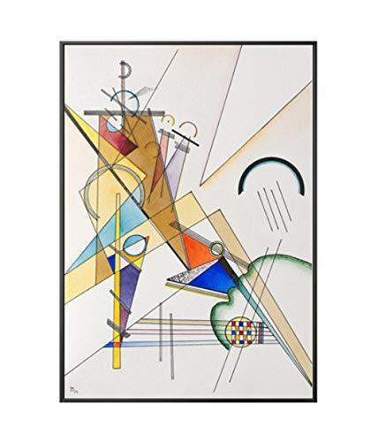 Famosos Pósters De Geometría Abstracta De Kandinsky Impres