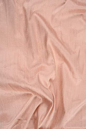 Chintz Rose Dupioni Silk Fabric