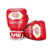 Kids Boxing Gloves, DIYOO Boxing Gloves for Kids 5-12, Youth Boxing Gloves Training Boxing Gloves for Punching Bag, Kickboxing, Muay Thai, MMA.