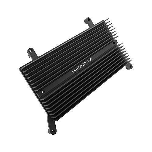 khadas Passiver Vim Kühlkörper für einen Computer von VIM1 / VIM2 / VIM3 / VIM3L / Edge-V / DIY Gehäuse ...