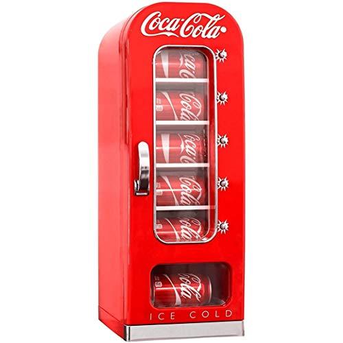 Coca Cola Frigo per Esposizione CVF18, Stile retrò, per 10lattine