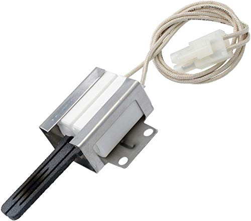 Price comparison product image Supplying Demand 316489400 Gas Range Oven Igniter And Harness With Wire Connectors Fits 1197384 & 316428500