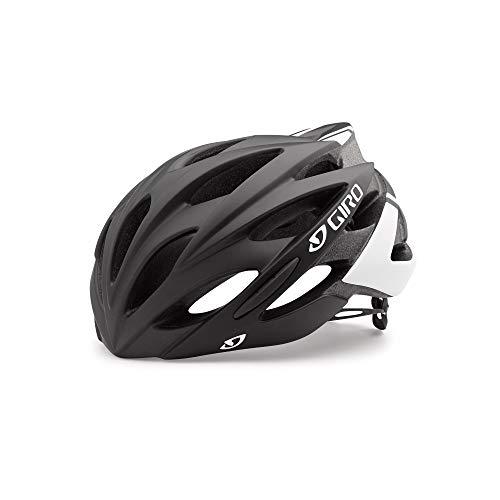 Giro Erwachsene Savant MIPS Fahrradhelm, Matte Black/White, S