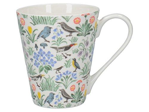 Creative Tops V&A Voysey My Garden - Taza de porcelana fina en caja de regalo