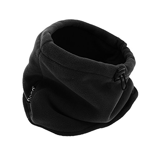 Floso - Tour de cou thermique en polaire - Homme (Taille unique) (Noir)