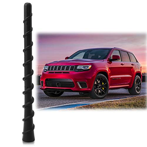 2 inches CravenSpeed Stubby Jr Antenna Replacement for the Nissan Frontier 1998-2018