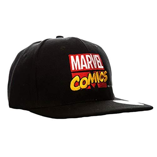 Gorra con Logo Retro de Marvel Comics