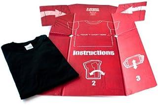 T-Shirt Folder Doblador de Camisetas, Papel, Rojo, 0.20x69.