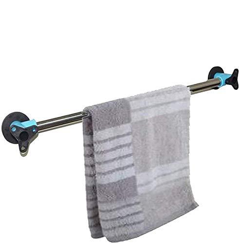 Toallero magnético fuerte, potente soporte magnético para toallas, colgador de toalla, toallero extraíble, ideal para refrigerador, fregadero de cocina y otras superficies magnéticas