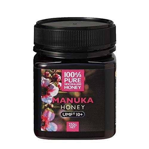 100%PURE NEWZEALAND HONEY MANUKA UMF10+ (MGO263mg/kg)マヌカハニー 250g 【ニュージーランド産/直輸入品/高級はちみつ/保存料不使用/健康食品/マグナス】…