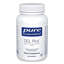 cheap Pure Encapsulation – DGL Plus – Herbal Gastrointestinal Support – 60 Capsules