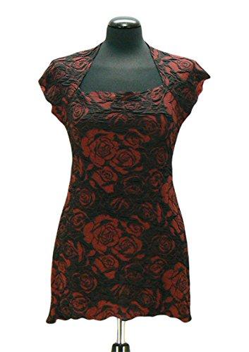 Schnittquelle Damen-Schnittmuster: China Shirt (Gr.38) - Einzelgrößenschnittmuster verfügbar von 36 - 52