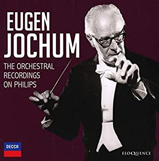 Eugen Jochum – The Orchestral Recordings On Philips (15CD) (B085HQFJLY) | Amazon price tracker / tracking, Amazon price history charts, Amazon price watches, Amazon price drop alerts