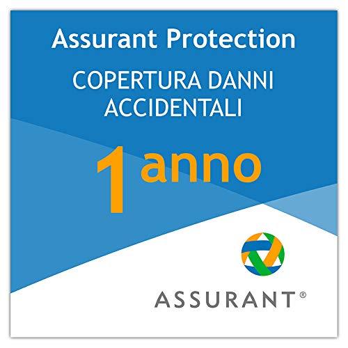 1 anno copertura danni accidentali per un cellulare da 300 EUR a 349,99 EUR