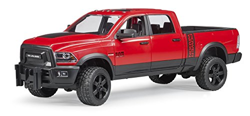 Bruder Ram 2500 Power Pick Up Truck Vehicle