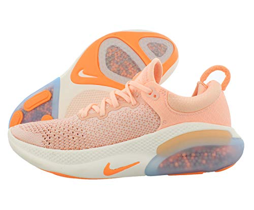 Nike Women's Trail Running Shoes, Multicolour Sunset Tint Orange Pulse Pink Quartz 601, 7.5 UK