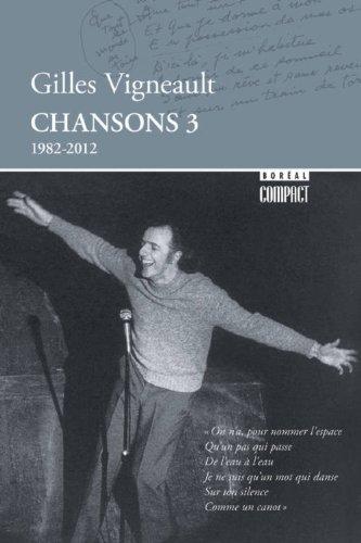 Chansons 3 (1982-2012)