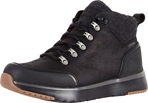 UGG Herrenschuhe - wasserdichte Boots OLIVERT - black, Schwarz, 45.5 EU