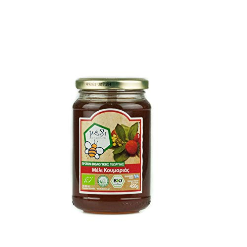 Honey Fasilis Bio Miel de Madroño 450 g