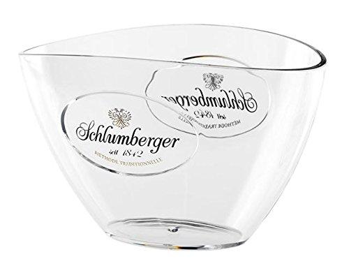 Schlumberger Kühler oval