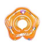 Weiweiba Babyschwimmring Aufblasbares PVC schwimmt Poolspielzeug Poolzubehör für das Alter von 1-18 Monaten oder Haustier