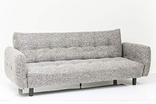 Kare Design Canapé-lit Texas Gris