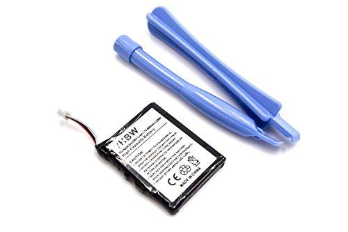 vhbw Li-Ion Akku 600mAh (3.7V) für MP3 Player, Video Apple Ipod Mini wie EC003, EC007 - inkl. Einbauwerkzeug.