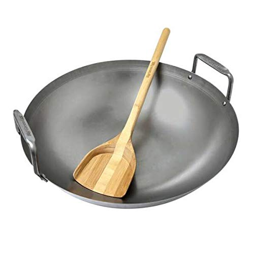 Grill Wok Carbon Stahl