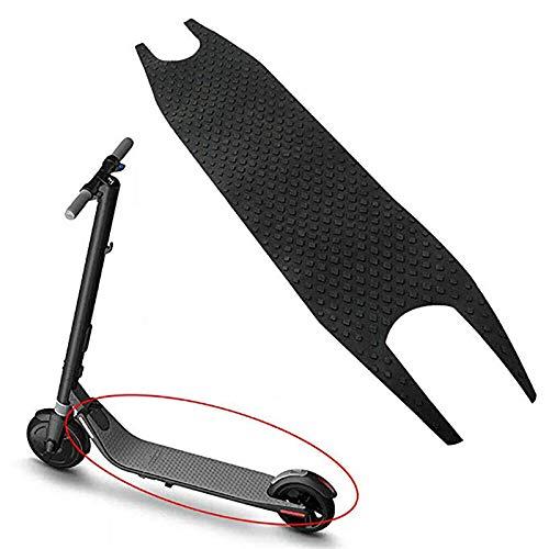 LKHF Almohadilla de pie de Pedal de Rodillo Antideslizante Accesorios de Pedal Ligeros y Resistentes al Desgaste Reemplazo de Alfombrillas de Silicona para Ninebot ES1 ES2 ES3 ES4