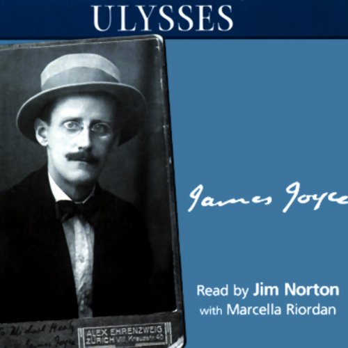 Ulysses, Volume 1 cover art