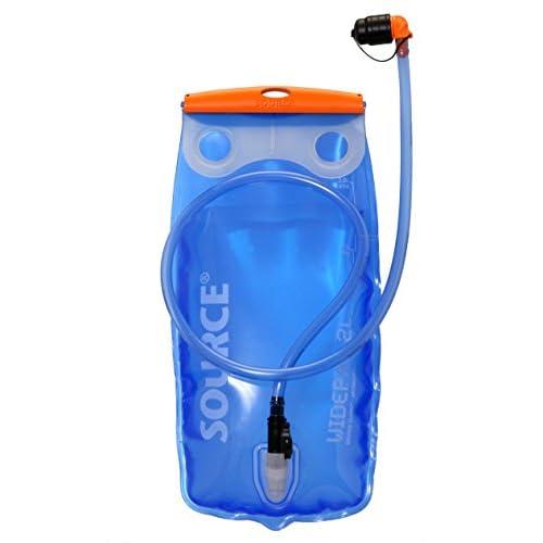 Source Widepac, Borsa da Idratazione Blu, 1.5 Litri