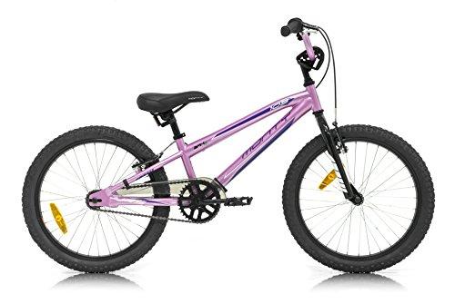 Monty 105 Bicicleta, Unisex niños, Rosa, Única