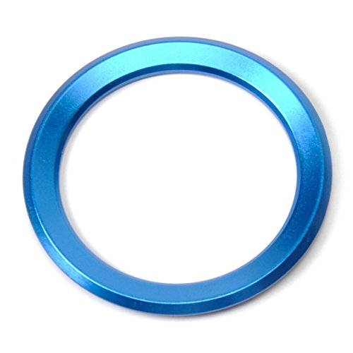 Emblem Trading Emblem Lenkrad Rahmen Blau Blende Für Logo 1er 3er 4er 5er 7er E46 E52 E53 E60 F01 F30 F20 F10 F15 F13 M3 M5 M6 X1 X3 X5 E