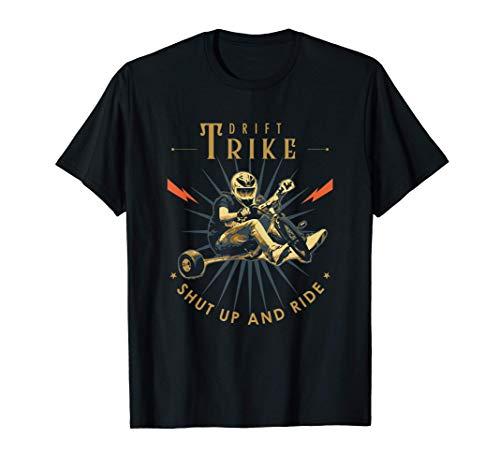 Drift Trike Dreirad Erwachsene Trike Drift Drift Trike T-Shirt