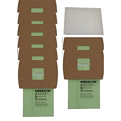 Oreck Super-Deluxe Compact Canister Bags