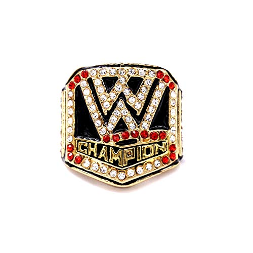 WSTYY Meisterschaftsring Jährlicher WWE Championship Ring 2016 WWE Hall of Fame,with Box,12