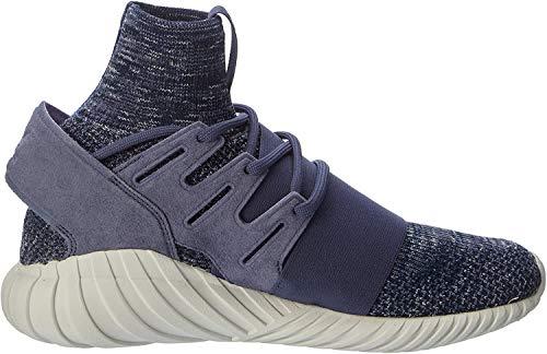 Adidas Tubular Doom Primeknit Zapatillas para hombre, color Azul, talla 48 EU