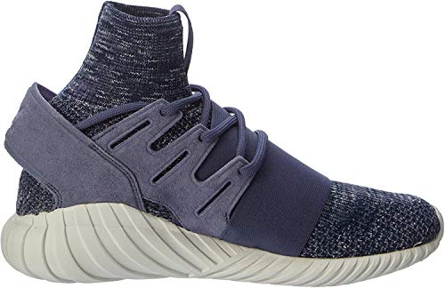 adidas Herren Tubular Doom Pk Sneaker, Purple Suppur Conavy White Wine, 40 EU