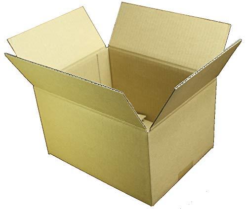 愛パックダンボール ダンボール箱 60サイズ 100枚 段ボール 日本製 無地 薄型素材