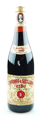 Wein 1964 Ciro Rosso Classico Riserva Caparra
