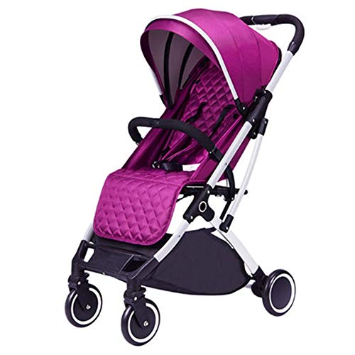 Great Features Of Gflyme Stroller Baby Stroller Light Can Sit Reclining Folding Portable Stroller Fo...