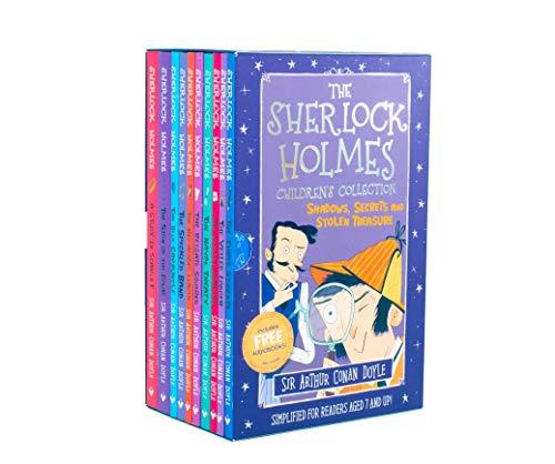 The Sherlock Holmes Children's Collection: Shadows, Secrets and Stolen Treasure (The Sherlock Holmes Children's Collection (Easy Classics))