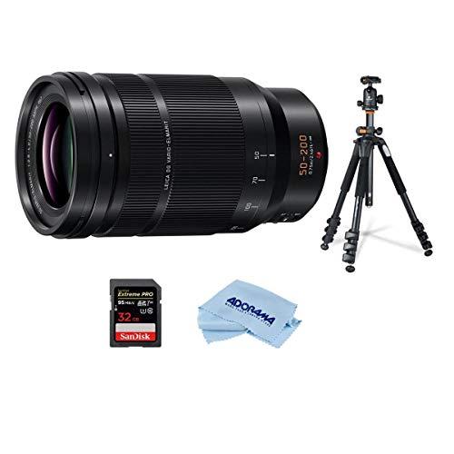 Panasonic Lumix G Leica DG Vario-Elmarit 50-200mm F/2.8-4 Asph, Power...